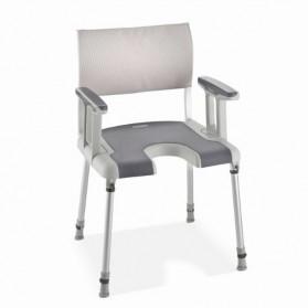Chaise de Douche Avec / Sans Découpe Intime de Type Aquatec Sorrento