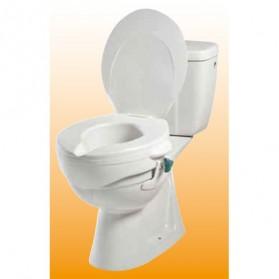Réhausse-WC de Type Reho2fix avec Clips et Molettes Ajustables