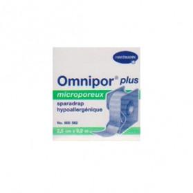 Omnipore Microporeux 2,5cmX9,2m