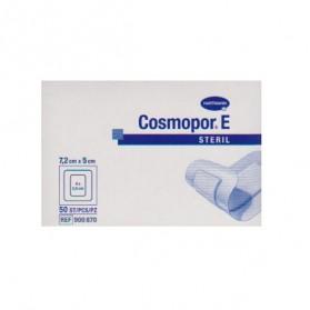 Cosmopor E Steril 7,2X5 cm