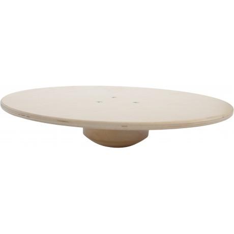 Balance Board en Bois Rond - Mambo Max