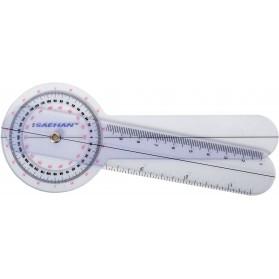 Goniomètres Plastique 0° à 360° - Saehan - MSD Europe
