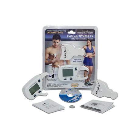 Adipomètre Numérique - Fat-Track - Accu Fitness
