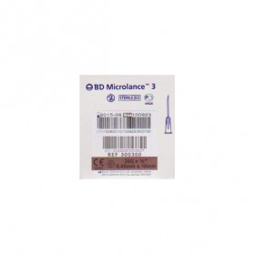 BD Microlance 3 0,45X10mm 26G (Marron)