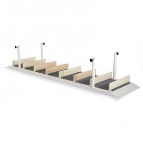 Set d'obstacles en bois pour barres paralèlles
