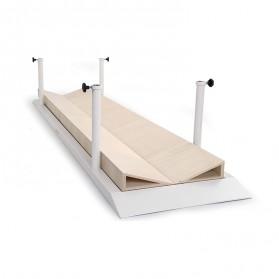Parcours concave convexe pour barres paralèlles