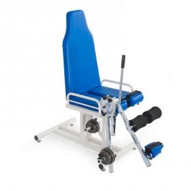fauteuil de rééducation des membres inferieurs