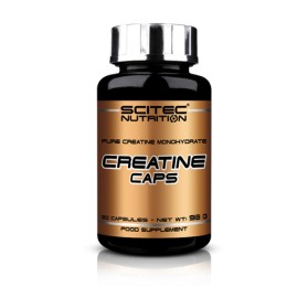 Creatine capsule 650 mg Scitec Nutrition