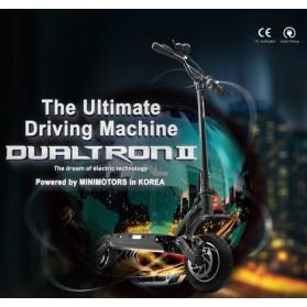 Trotinette electrique DUALTRON II EX
