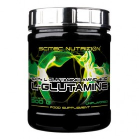 L-glutamine Scitec 300 g