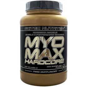 MyoMax Hardcore Scitec Max Chocolat
